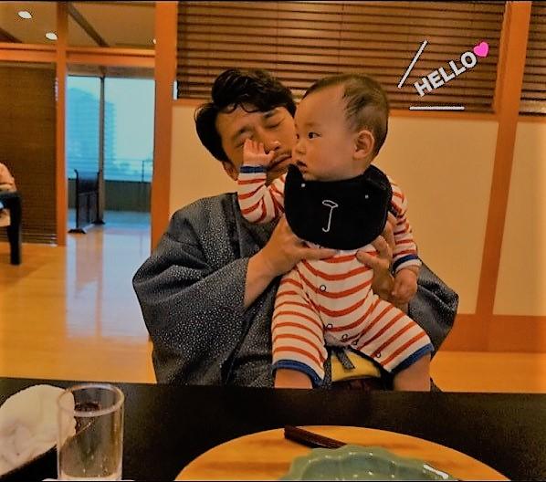 【滋賀県・おごと温泉】0歳7か月の息子と行く温泉旅。