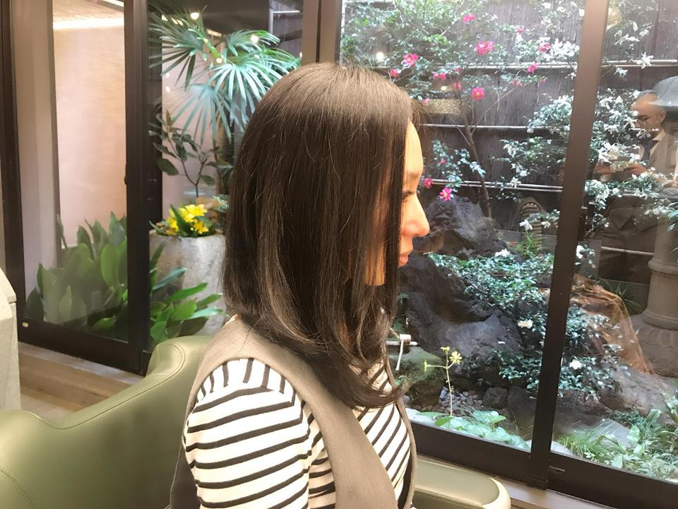 目指せ!黒髪ロング!髪の毛修行を始めて1年経過。