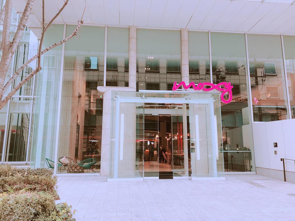 関西美活Xmas 2018!12/1は今年はモクシーホテルに集合だ!