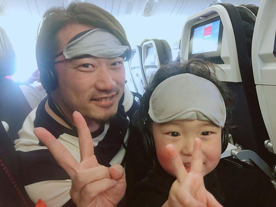 飛行機の耳抜きのコツ!子どもの耳抜きもコレさえ出来たら失敗しない!