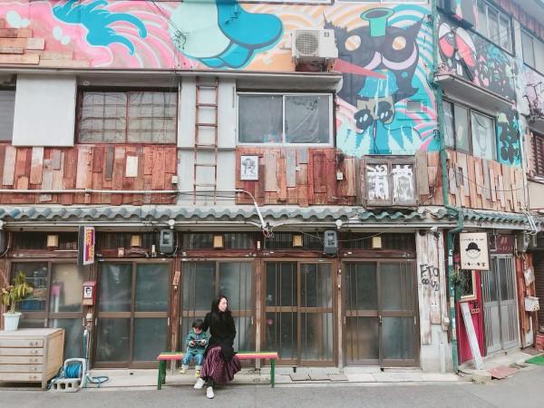 ニワトリスターのロケ地@大阪!道草アパートメントに行ってきたよ。