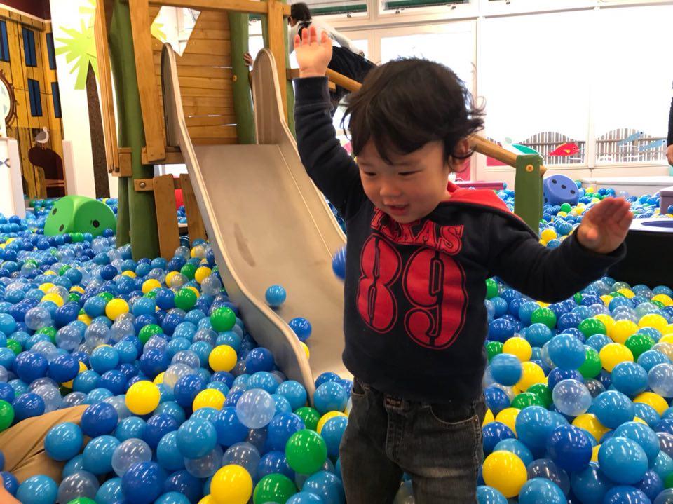 【レポ】ボーネルンド(キドキド)@伊丹空港・大阪。大人も子どもも楽しい場所!