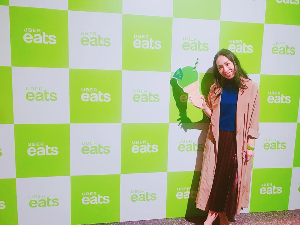 ウーバーイーツ大阪スタート!ローンチシークレットパーティーに参加してきたよ。