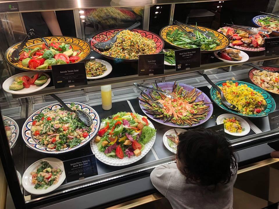 【京都三条】FRANZE&EVANS(フランツアンドエヴァンス)野菜を食べたい時は迷わずGO!