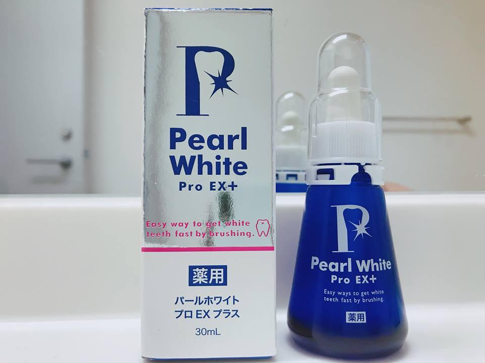 【口コミレビュー】歯の色素沈着を取りたいならパールホワイトを試すべし。