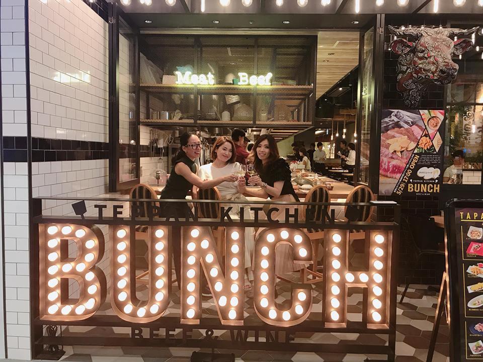 【口コミレビュー】鉄板kitchen BUNCHはお酒が美味しいフォトジェニックな店。