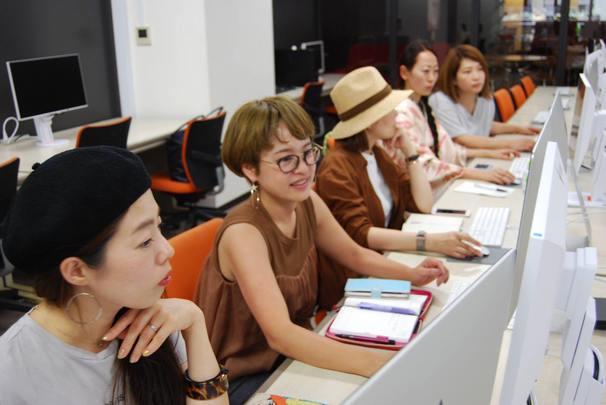 デジハリ大阪校でバナーの作り方講座を受けてきたよ!