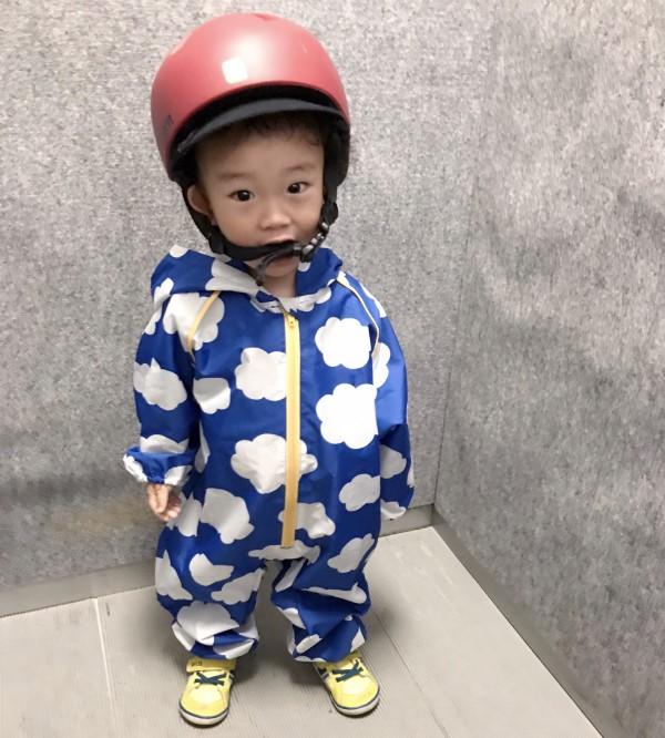 【保育園ママ】雨の日の自転車通園はこれで乗り切れ!レインコートからカバーまで。