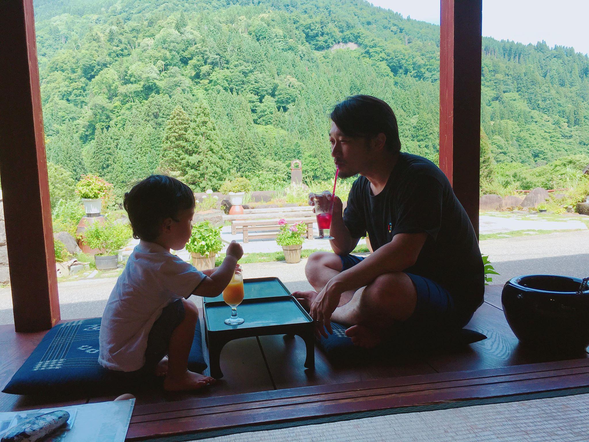 【石川県白山市】リアルサマーウォーズを体験できる雪だるまカフェを発見!