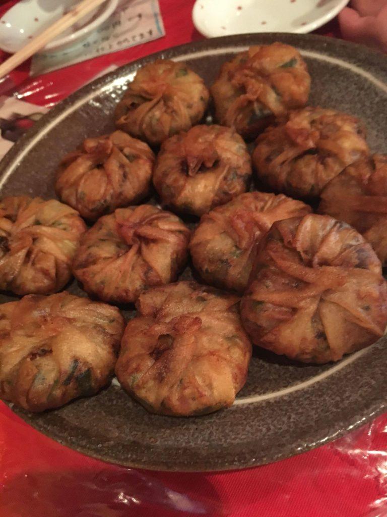 【口コミ】上海食亭@天満のニラ饅頭は他と比べもんにならないレベル。